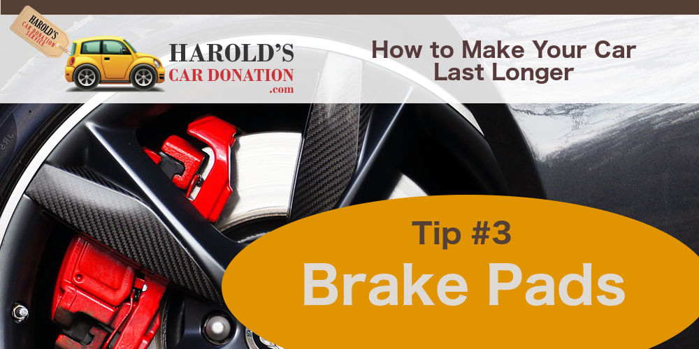 Brake Pads – How to Make your Car Last Longer