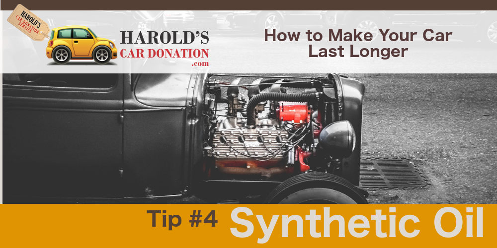 Synthetic Oil for Your Engine – How to Make your Car Last Longer