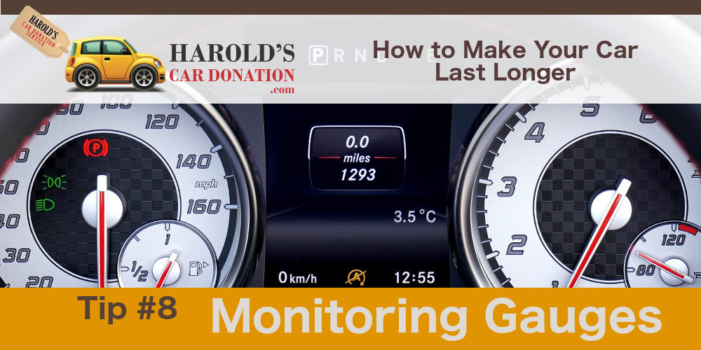 Monitoring Car Gauges – How to Make Your Car Last Longer